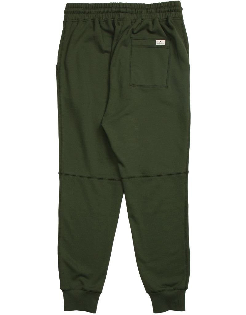 PUBLISH OLIVE TERRY JOGGER