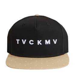 TACKMA BLACK SALVATION SNAPBACK