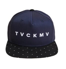 TACKMA NAVY SALVATION SNAPBACK