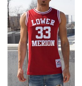 Headgear KOBE BRYANT LOWER MERION HIGH SCHOOL BASKETBALL JERSEY
