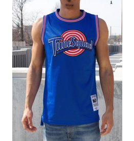 "Headgear TUNE SQUAD ""TAZ"" BASKETBALL JERSEY"