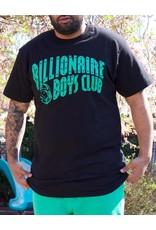 BILLIONAIRE BOYS CLUB BLACK BB ARCH SS TEE