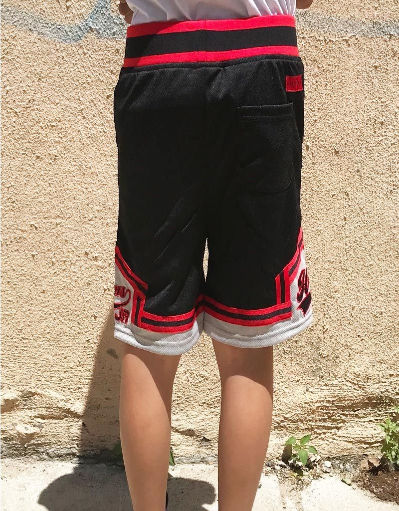 HAUS OF JR NICKY HOOP SHORT V2