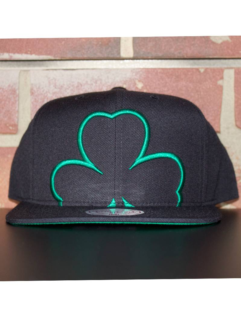 Mitchell & Ness BOSTEN CELTICS CROPPED XL SNAPBACK