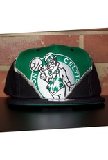 Mitchell & Ness BOSTON CELTICS SHREDDER HIGH CROWN SNAPBACK
