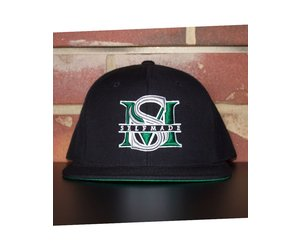 BLACK   JETS GREEN   WHITE SELF MADE BOUTIQUE SNAPBACK - Selfmade Boutique 00c092a13da
