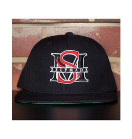 SELFMADE BLACK & RED & WHITE SELF MADE BOUTIQUE SNAPBACK