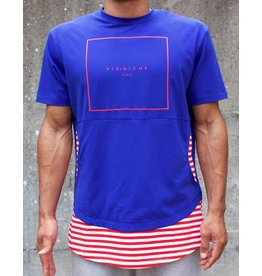 Vie + Riche CLEAN LINE BOX TEE