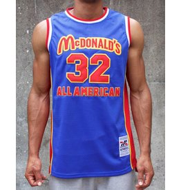 Headgear LEBRON JAMES MCDONALD'S ALL AMERICAN BASKETBALL JERSEY