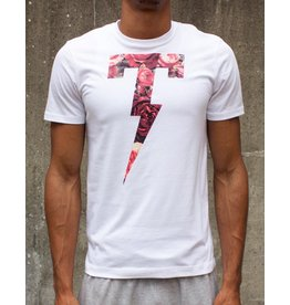 TACKMA THE ROSE FILL TEE