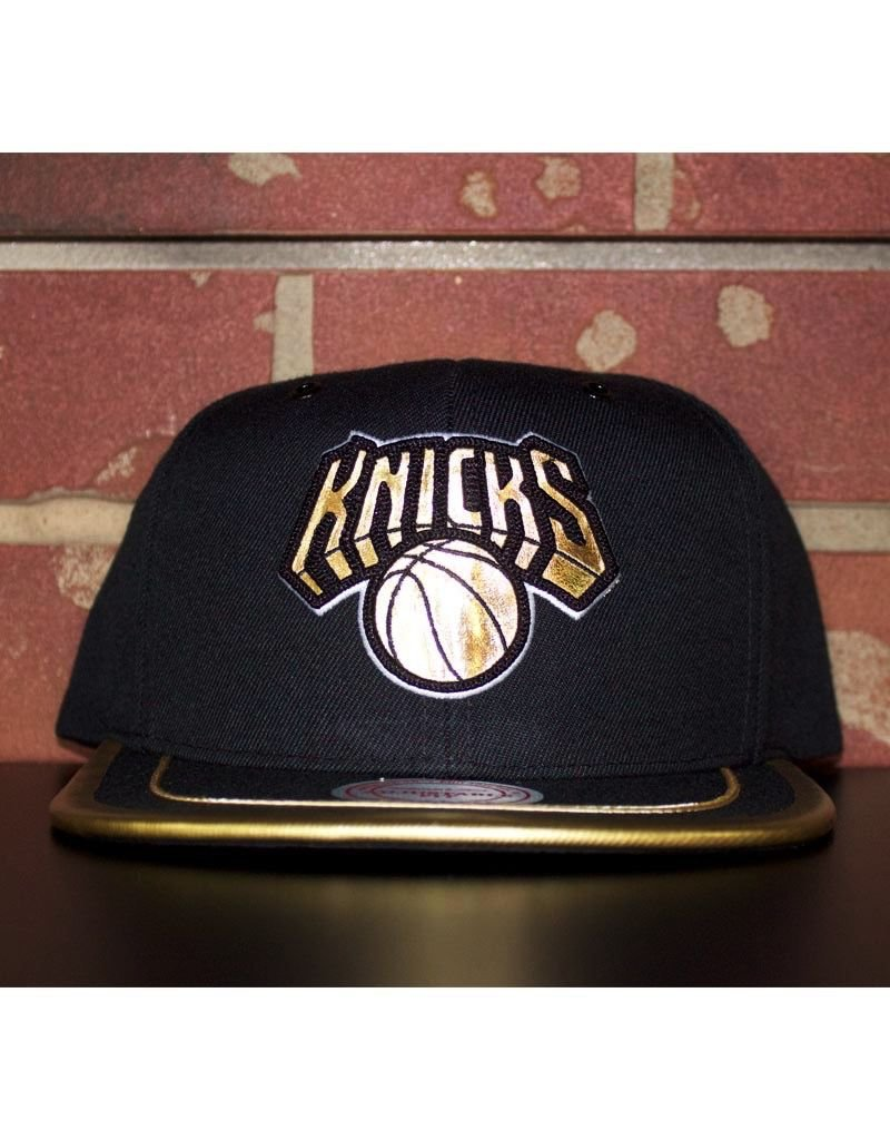 Mitchell & Ness NEW YORK KNICKS SOUTACHE SNAPBACK