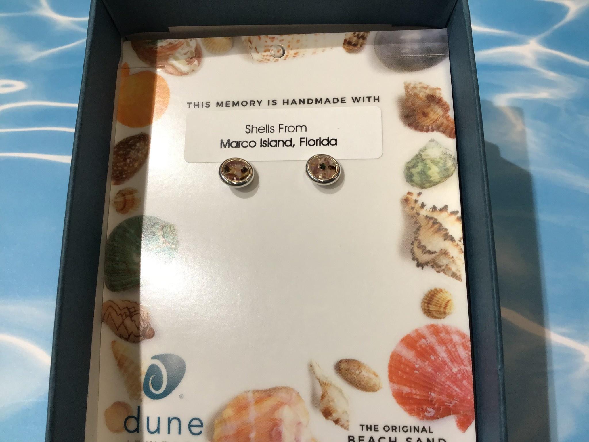 Dune Drop Posts w/ Marco Island Shells