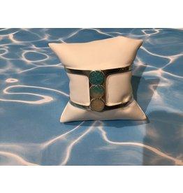Deco Sandglobe Bracelet Gradient Turq/MI Sand