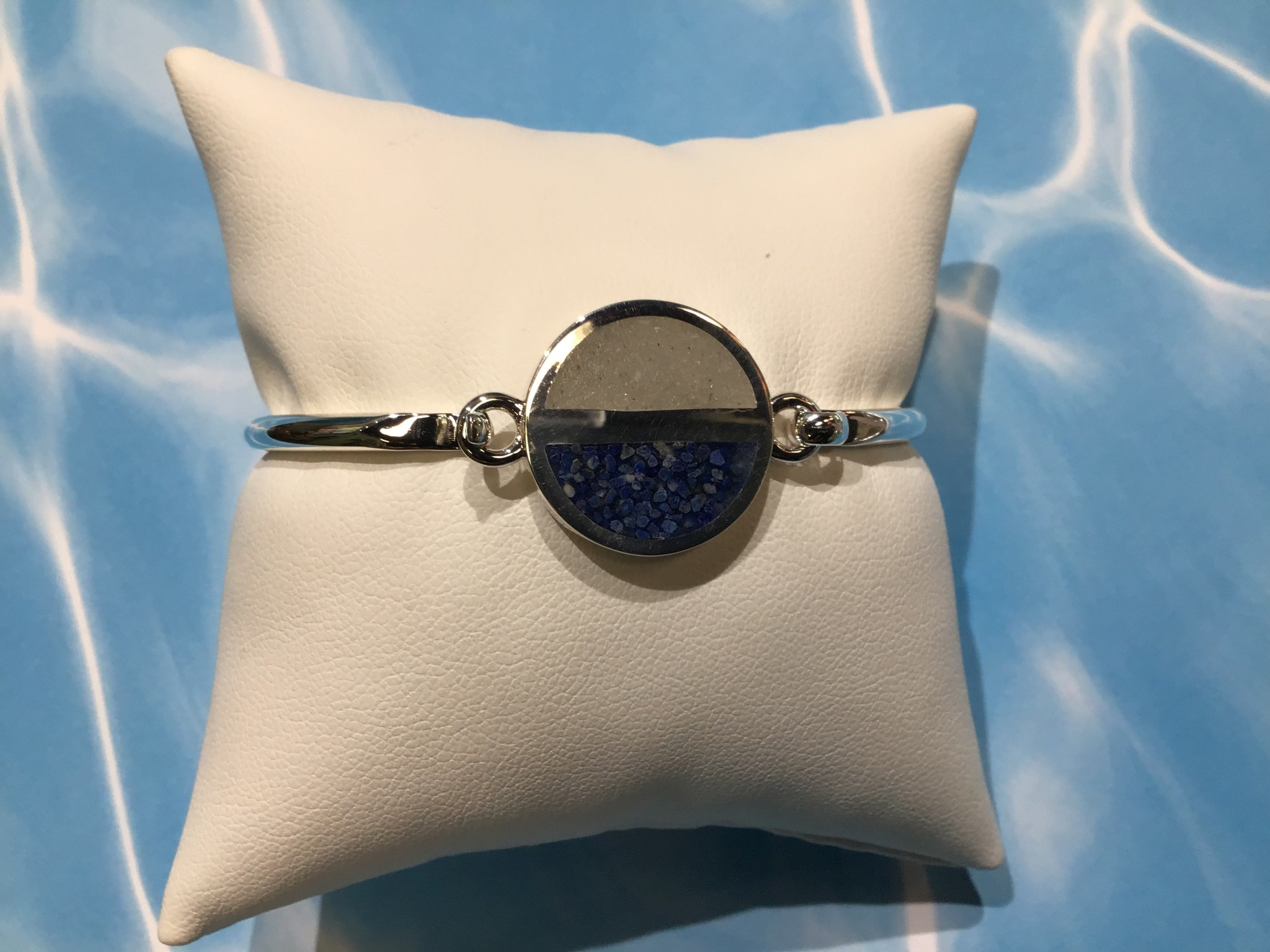 Horizon Bracelet Lapis/Mi Sand