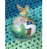 Bride & Groom Marco Island Ornament