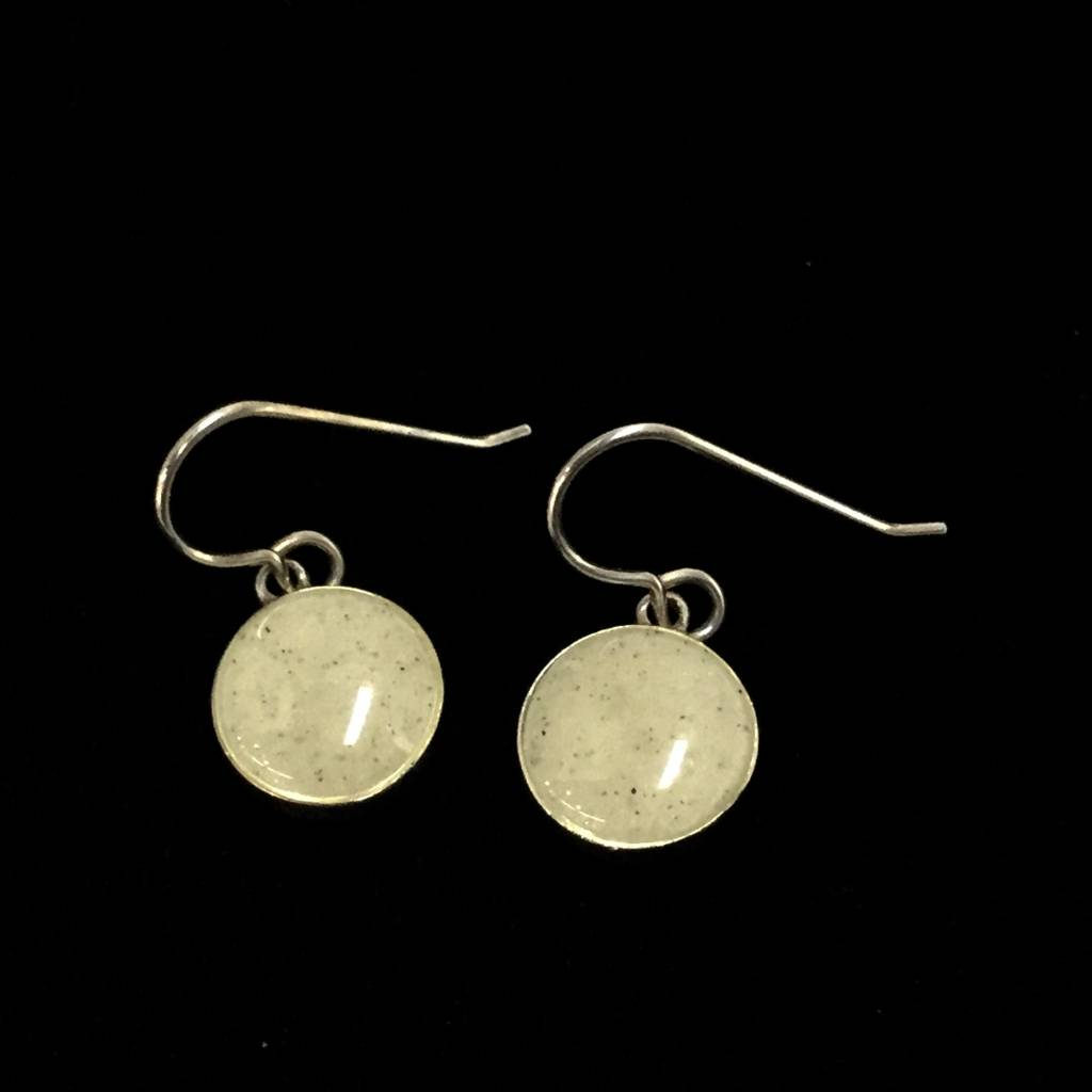 Sandglobe Earrings