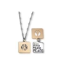 "Peace 18"" Necklace"