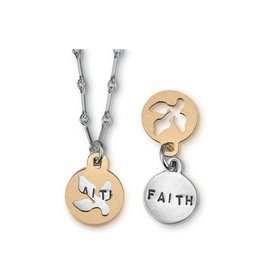 "Faith 16"" Necklace"