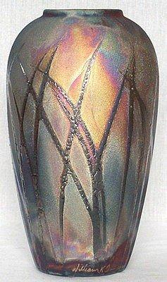 Classic Vase Raku OG
