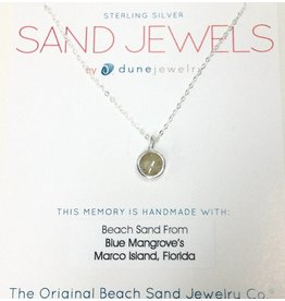 "Sand Jewel Necklace Round 16-20"""