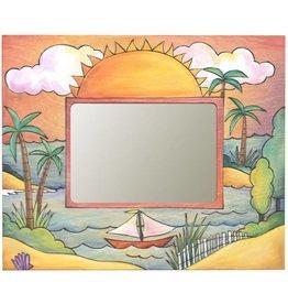 "Frame 5x7 Stand 3"" All Around"