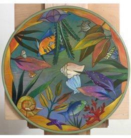 """Under the Sea"" Lazy Susan 20""D"