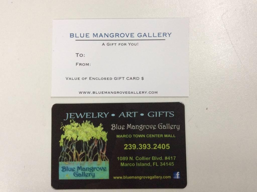 Webstore Gift Card