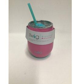 Swig 14 oz Wine Cup Peony