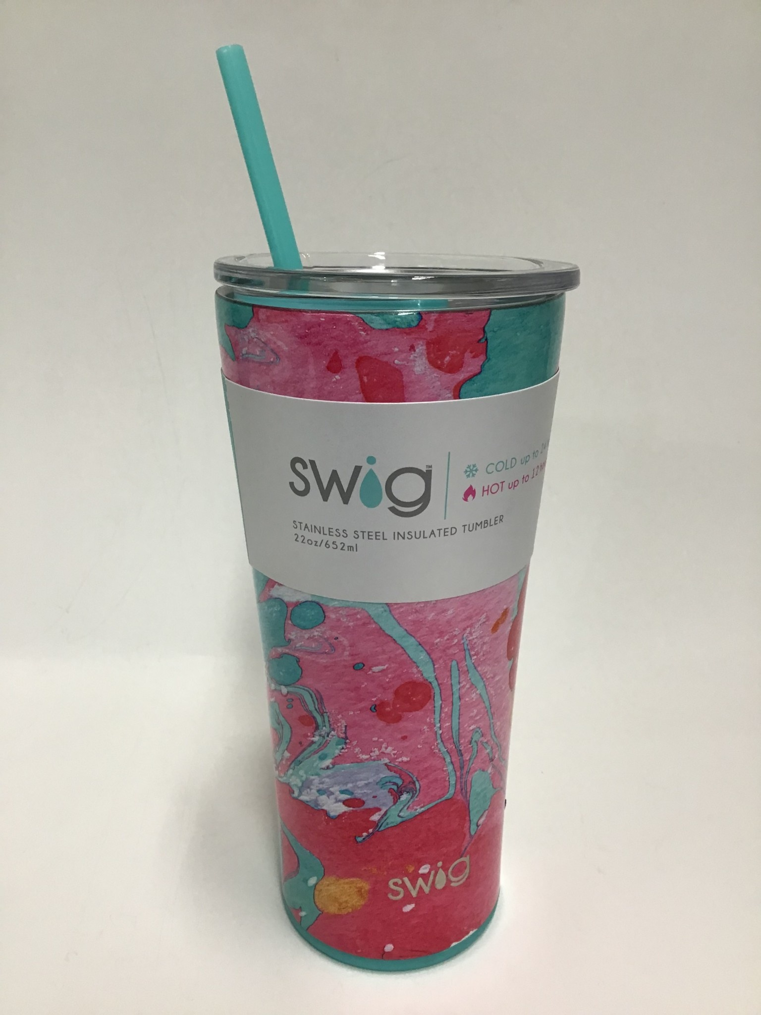 Swig 22oz Tumbler Cotton Candy