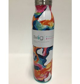 Swig 20 oz Bottle Color Swirl