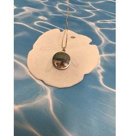 "Horizon Necklace AMAZ /Marco Island Shells 18"""