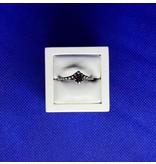 Ruby Tiara Ring 8