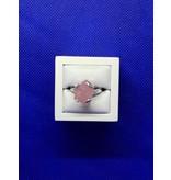 EC Rose Quartz Ring 9