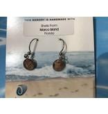 Sandrop Earrings MI Shells Small