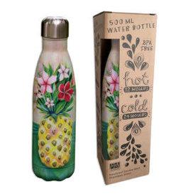 Water bottle pineapple