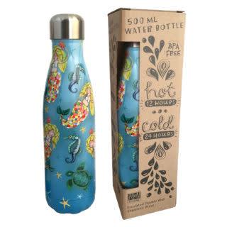 Water Bottle Mermaid