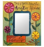 Sincerely Sticks 5x7 Frame  Sarah's Garden  SS