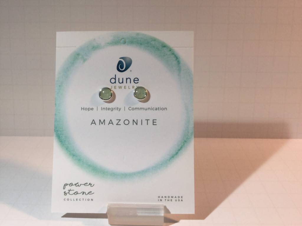 Amazonite Dune Drop Posts