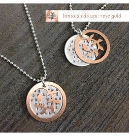 "Ghandi Ivy 18"" Necklace"