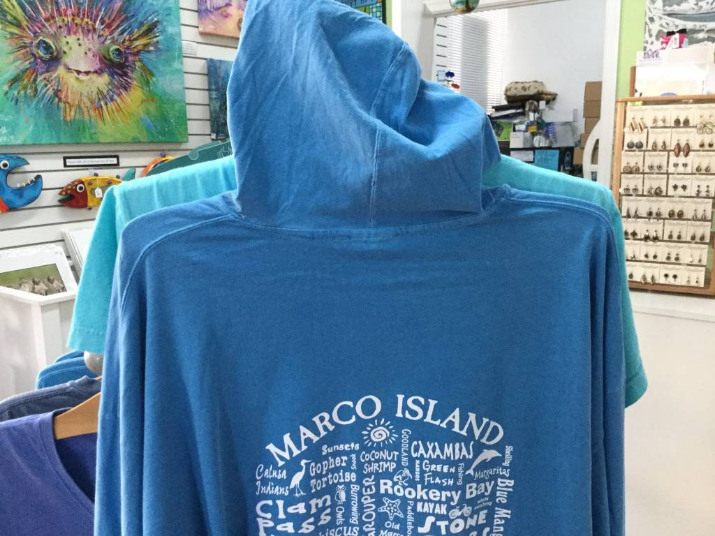 Where Life Takes You Hoodie Marco Island