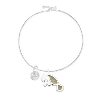 Marco Island Beach Bangle w/ Manatee