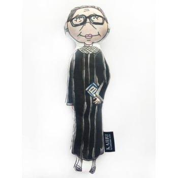 Kahri Ruth Bader Ginsburg Doll