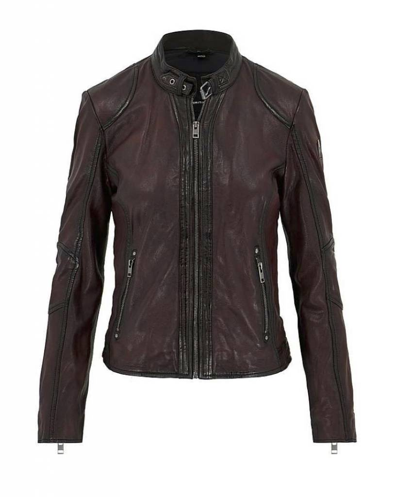 Lucy Leather Jacket