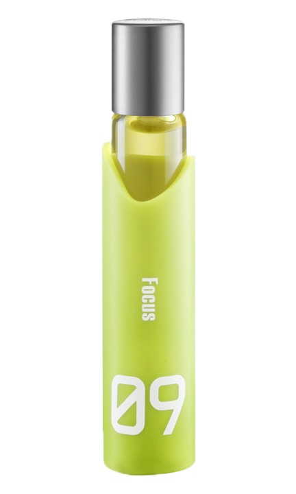 21 Drops #09  Focus Essential Oil