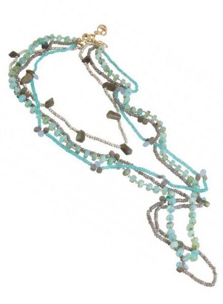 Atelier Mon Multi-Layer Necklace
