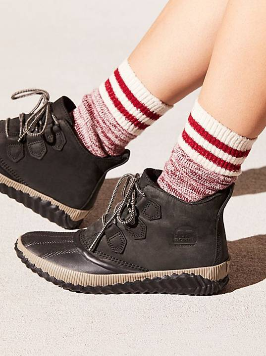 Free People Haven Cozy Crew Sock