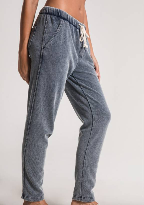 Z Supply The Knit Denim Jogger
