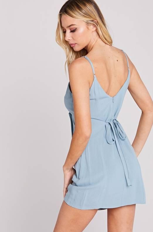 EM & ELLE Niagra Buttoned Dress