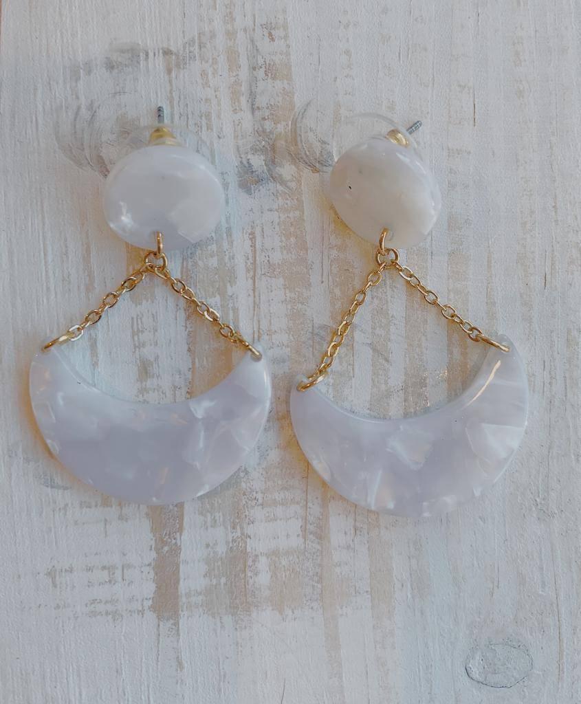 Serendipity Sugar Magnolia Earring