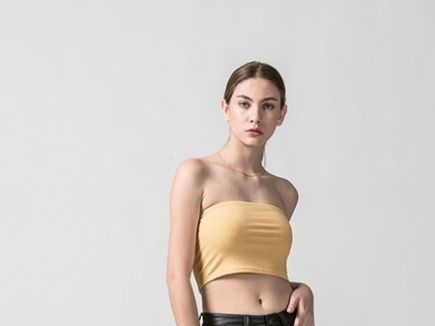 EM & ELLE Perfect Layer Crop